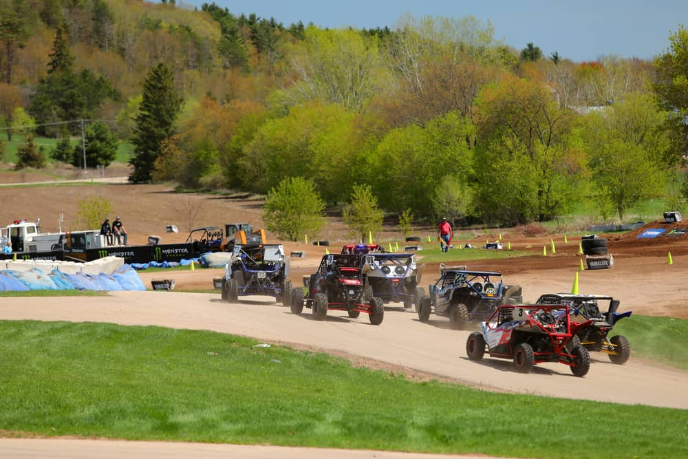 SXS Sports Spring National race in Shawano Wisconsin at U.S. Air Motorsports Raceway